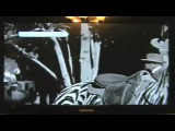 Человек из будущего с мобильным телефоном в фильме Чарли Чаплина 1928 года